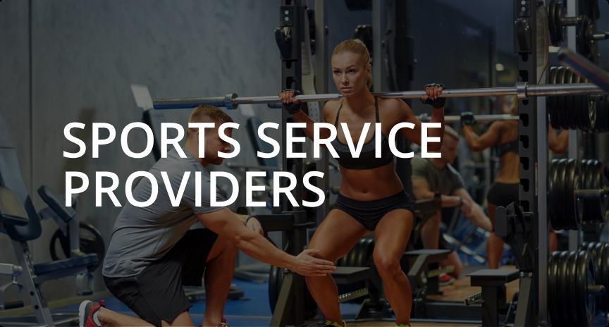 Sports Service Providers
