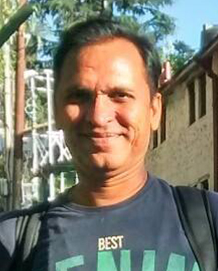 Ajay Chaturvedi
